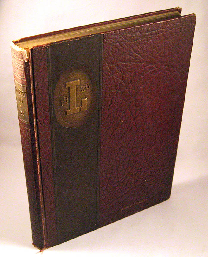 1928 Amherst College Yearbook