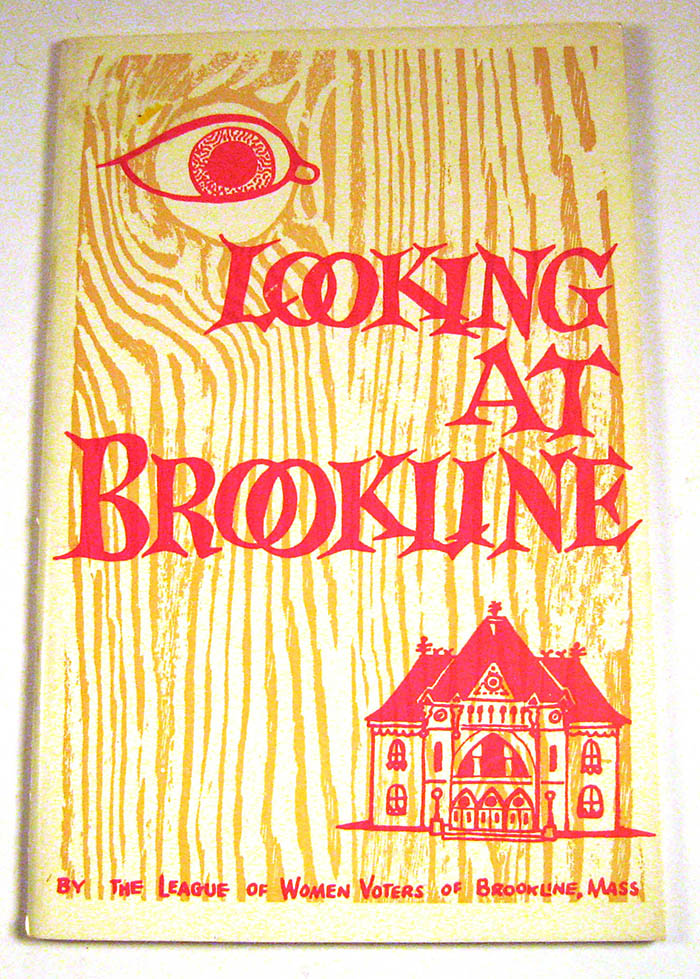 Looking at Brookline