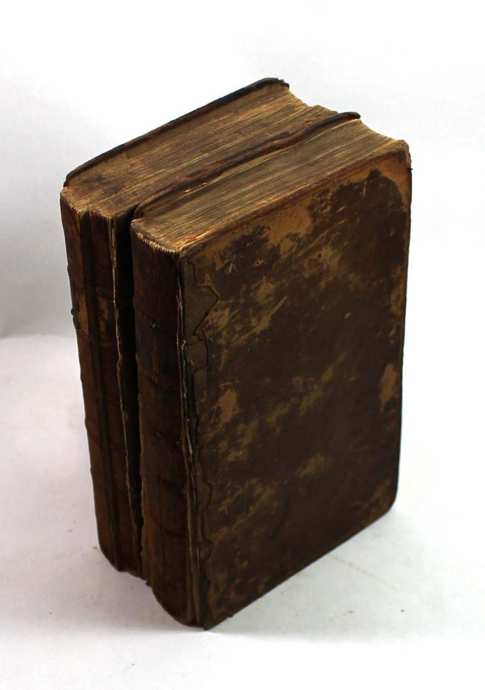 THE ARGUMENTS OF THE BOOKS and CHAPTERS OF THE NEW TESTAMENT, With Practical OBSERVATIONS. Volumes I & III. Ostervald, John Chamberlayne, Jean Frédéric.