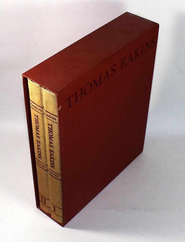 Thomas Eakins (2 Volume Boxed Set). Lloyd Goodrich.