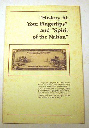 """History at Your Fingertips"" and ""Spirit of the Nation"""
