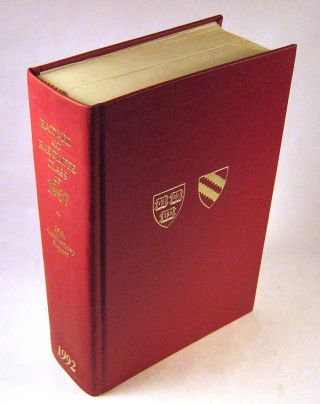 Harvard and Radcliffe Class of 1967 Twenty-Fifth (25th) Annual Report