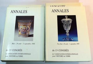 International Association for the History of Glass / Annales du l'Congress de l'Association...