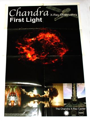Chandra X-Ray Observatory: First Light [Poster
