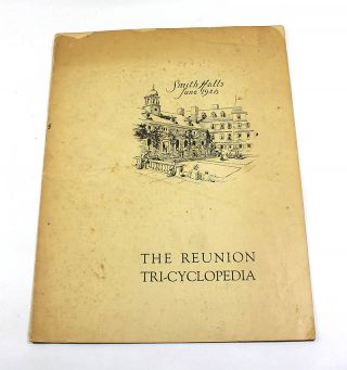 The Tri-Cyclopedia, 1903-1928, Volume VI, No. 4, June 1928