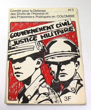 Gouvernment Civil Justice Militaire, No. 3