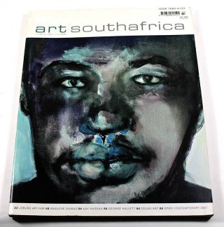 Art South Africa, Volume 06, Issue 03, Autumn 2008