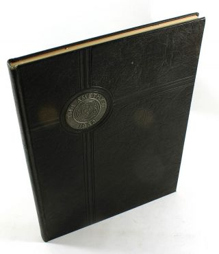 1932 Deering High School Yearbook, Portland, Maine