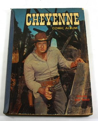 Cheyenne Comic Album No. 2