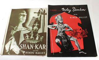 S. Hurok Presents Uday Shan-kar and His Hindu Ballet