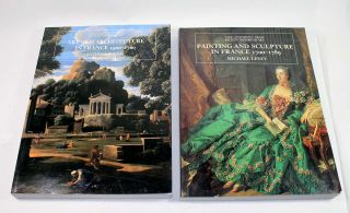 Art and Architecture in France, 1500-1700 and Painting and Sculpture in France, 1700-1789....