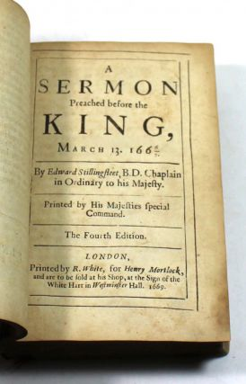 Six Sermons: With a Discourse Annexed, Concerning the True Reason of the Sufferings of Christ. Wherein Crellius His Answer to Grotius is Considered