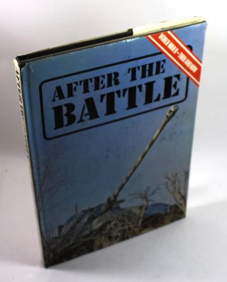 After the Battle, Then and Now, Volume 1, Parts 1-4. Winston G. Ramsey