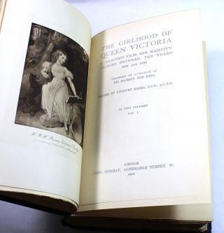 The Girlhood of Queen Victoria, A Selection from Her Majesty's Diaries Between the Years 1832 and 1840