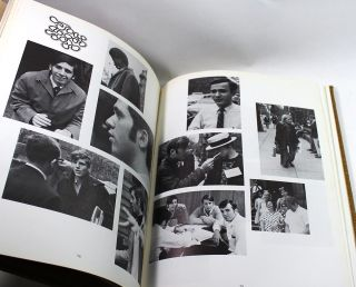 1969 Emerson College Yearbook