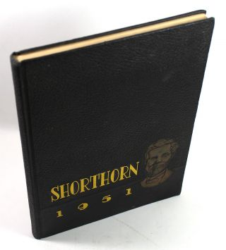 1951 Stockbridge School of Agriculture, University of Massachusetts, Amherst Yearbook