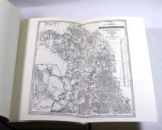 History of the Town of Middleboro, Massachusetts. Volume I: 1669-1905; Volume II: 1905-1965