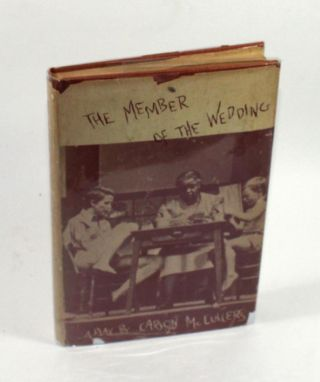 The Member of the Wedding. Carson McCullers