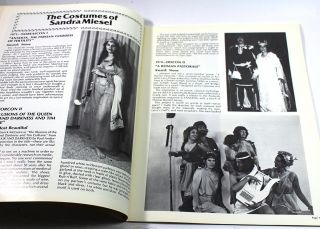 Masquerade, Number One: The Magazine of Science Fiction Costuming