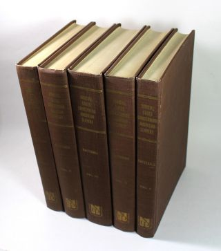 Judicial Cases Concerning American Slavery and the Negro (Complete Five Volume Set). Helen...