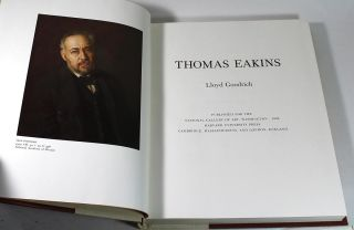 Thomas Eakins (2 Volume Boxed Set)